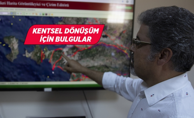 İzmir'de 7 büyüklüğünde depreme neden olan fay tespit edildi