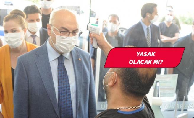 İzmir Valisi'nden sokağa çıkma yasağı açıklaması