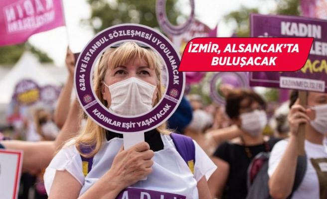 Kadınlar İstanbul Sözleşmesi için alanlara çıkıyor