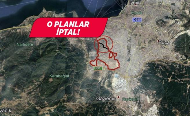 Mahkeme, Karabağlar ve İzmir Büyükşehir belediyelerinin istemini haklı buldu