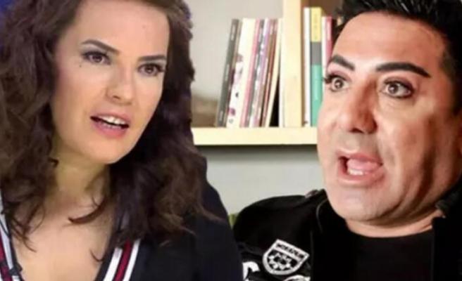 Murat Övüç, Yeşim Salkım'a sahnede küfür etti!