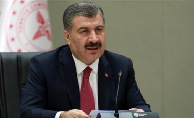 Sağlık Bakanı Koca, koronavirüse yakalanan doktorun mesajını paylaştı