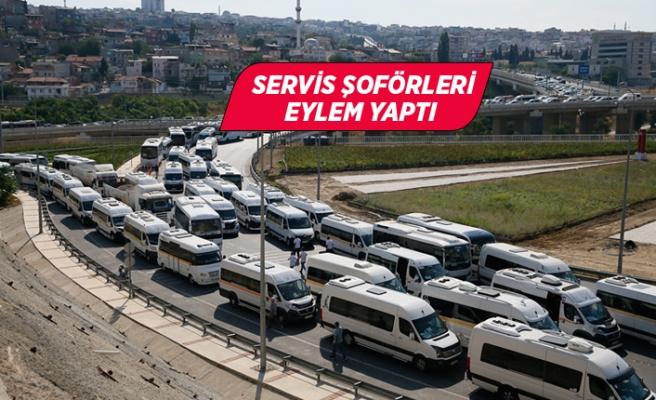 """Servisçilerden, İzmir Büyükşehir Belediyesine """"S Plaka"""" tepkisi"""