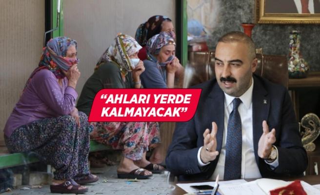 AK Partili Günaydın'dan üretici pazarının kaldırılmasına tepki