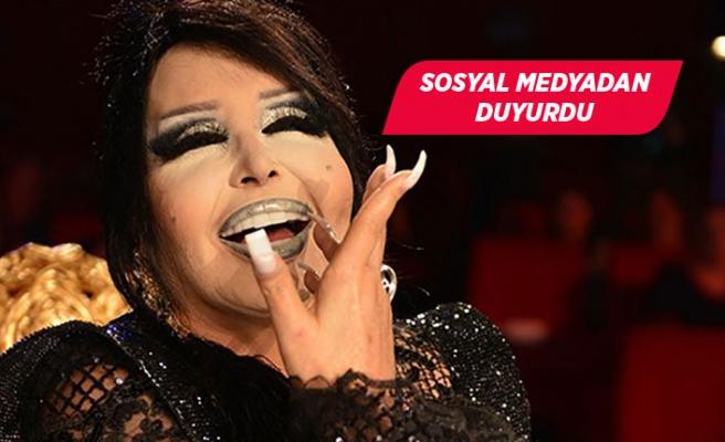 Bülent Ersoy, İzmir'de hastaneye kaldırıldı
