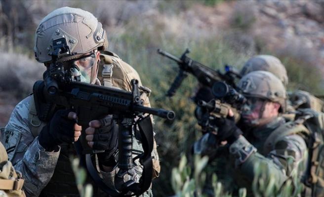 Cudi Dağı'nda 2 terörist etkisiz hale getirildi