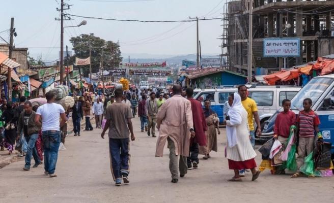Etiyopya'da yaklaşık 1,8 milyon kişi yerinden oldu