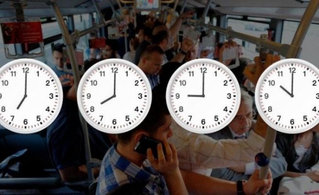 İstanbul'da mesai saatleri nasıl değişecek? 4 saatli öneri...