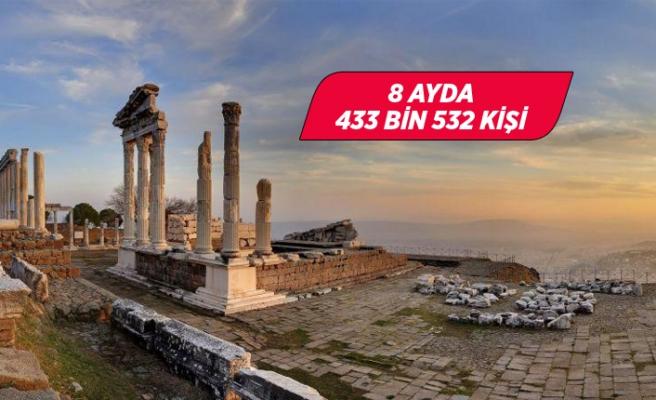 İzmir'deki müze ve ören yerlerine ziyaretçi akını