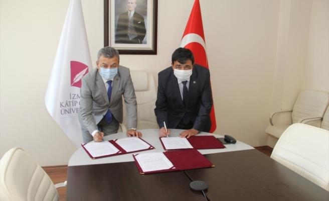 İzmir İl Tarım Müdürlüğü ve İKÇÜ arasında protokol imzalandı