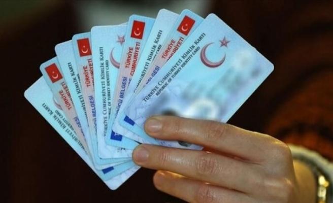 Kimlik kartlarında yeni dönem