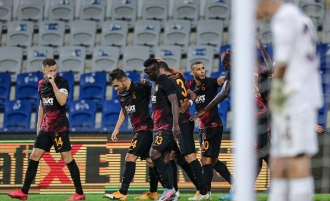 Medipol Başakşehir: 0 - Galatasaray: 2