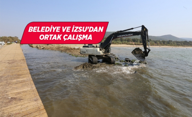 Pamucak'ta balıkçıların mağduriyeti son buluyor