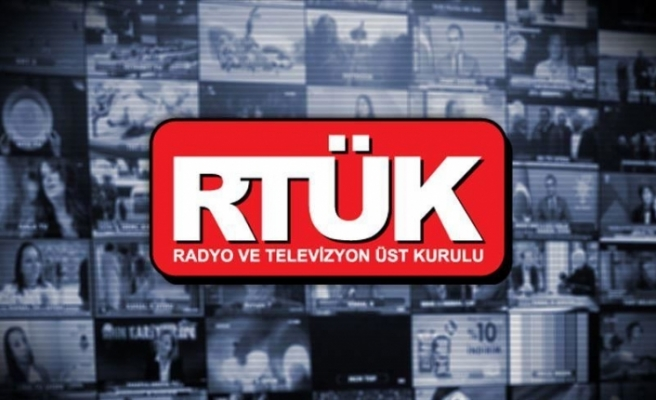 RTÜK'ten bazı televizyon kanallarına durdurma ve para cezası