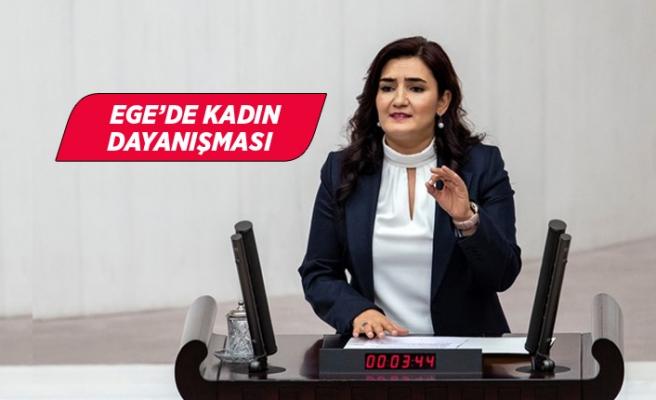 """""""Topuklu Efe"""" Özlem Çerçioğlu'na Sevda Erdan Kılıç'tan tam destek"""