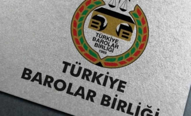 Türkiye Barolar Birliği Azerbaycan'a saldırıyı kınadı