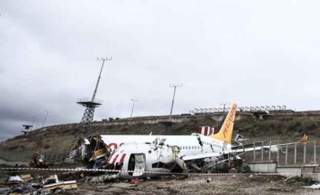 Uçak kazası soruşturmasında yeni gelişme!