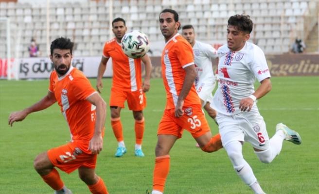 Adanaspor: 5 - Altınordu: 2