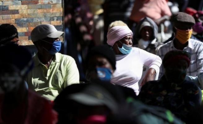 Afrika'da Kovid-19 vaka sayısı 1 milyon 665 bini aştı