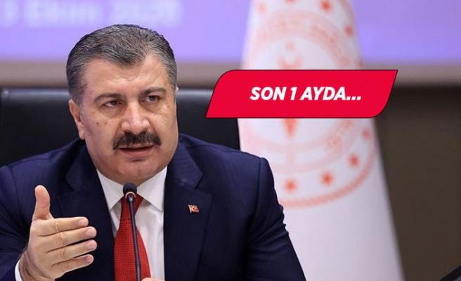 Bakan Koca açıkladı: İzmir'de vaka artışı ne durumda?