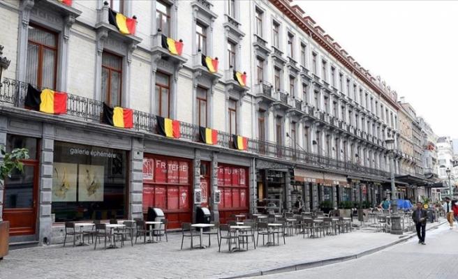 Belçika'da Kovid-19 vakalarındaki artış durmuyor