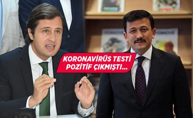 CHP'li Yücel'den AK Partili Dağ'a geçmiş olsun mesajı