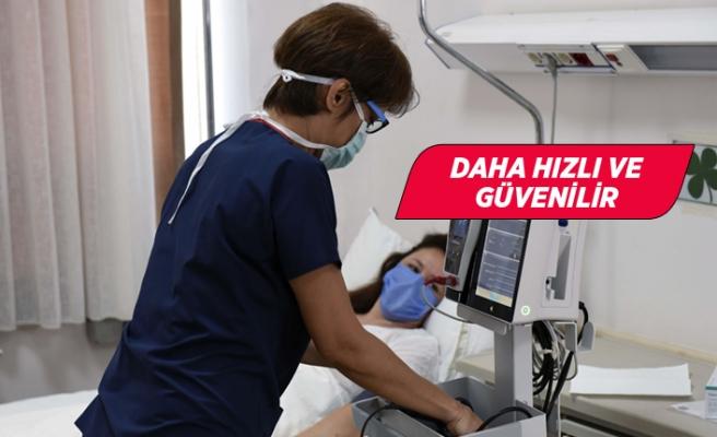 Ege'de hastalara yönelik akıllı monitörler kullanılmaya başlandı
