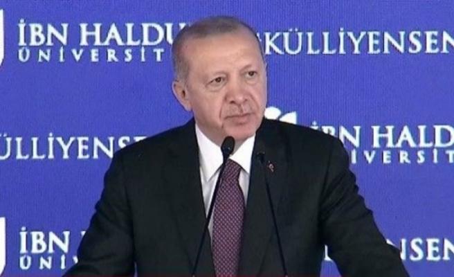 Erdoğan: Eğitim öğretim reformu yapmalıyız