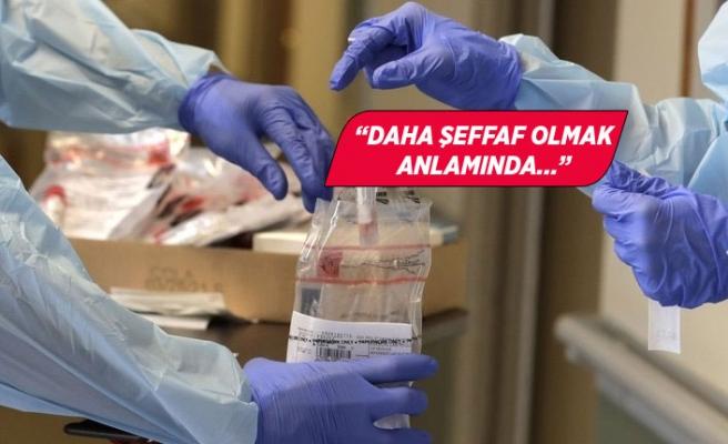 Fahrettin Koca'dan 'vaka ve hasta tanımı' açıklaması