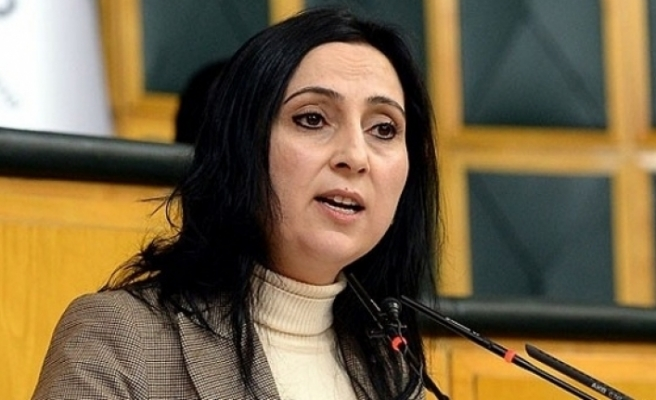 "Figen Yüksekdağ'a ""Cumhurbaşkanına hakaretten"" ceza talebi"