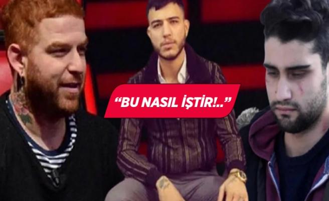 Gökhan Özoğuz, Kadir Şeker kararına isyan etti!