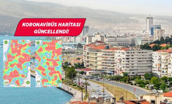 İzmir'de 'korona' alarmı