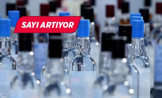 İzmir'de sahte içkiden bir ölüm daha!