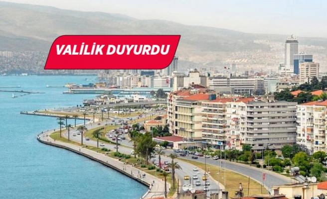 İzmir'de yeni korona önlemleri!
