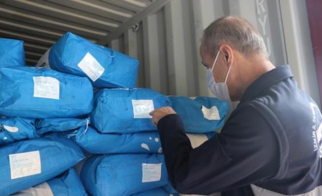 İzmir süt ürünleri Çin pazarında