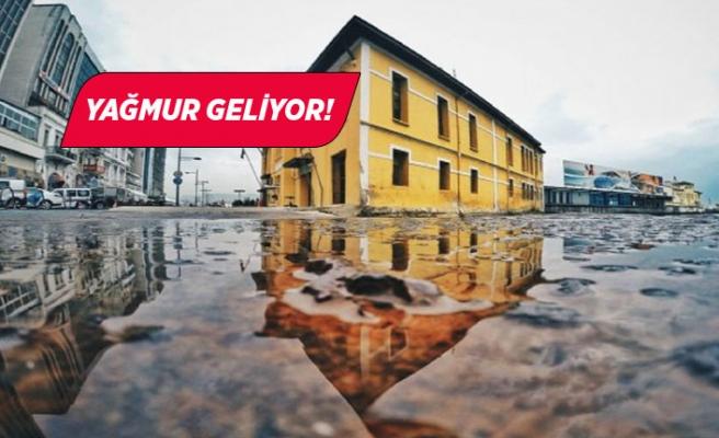 İzmir'de hafta sonu sıcaklıklar düşecek
