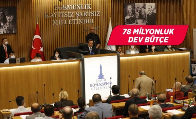 Konak 2021 yılı bütçesini onayladı