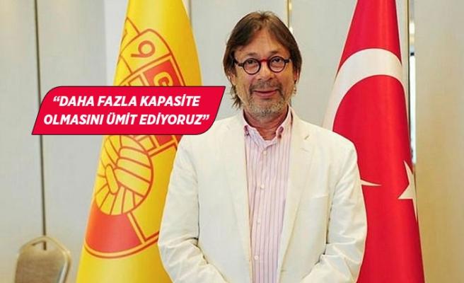 Mehmet Sepil: Kulüplerde çok ciddi bir gelir azalması var