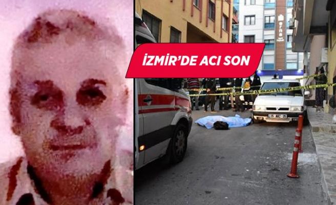 Sabaha karşı sokakta ölü bulundu