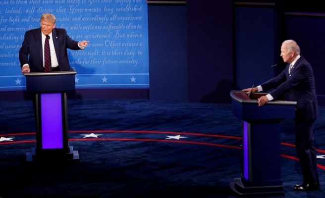 Trump-Biden buluşmasına damga vuran an: İnşallah