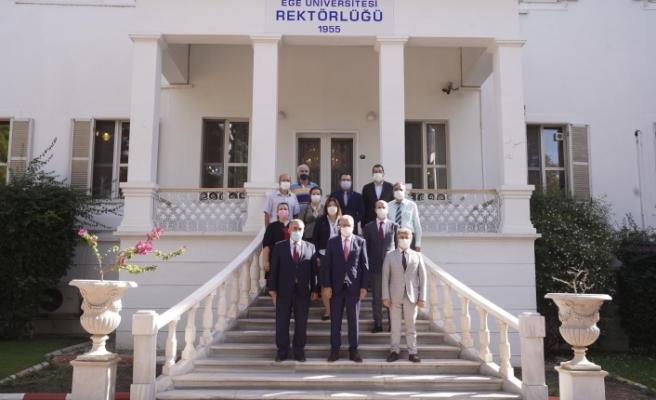 Türkiye'den en yüksek hibe ile desteklenen proje Ege'nin oldu