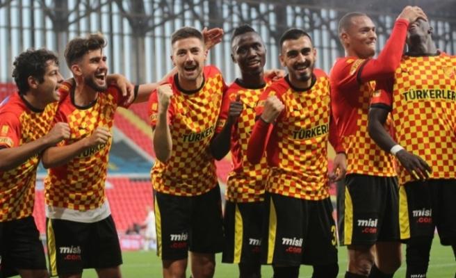 3 puan 3 golle geldi! Göztepe3 - Ankaragücü 1
