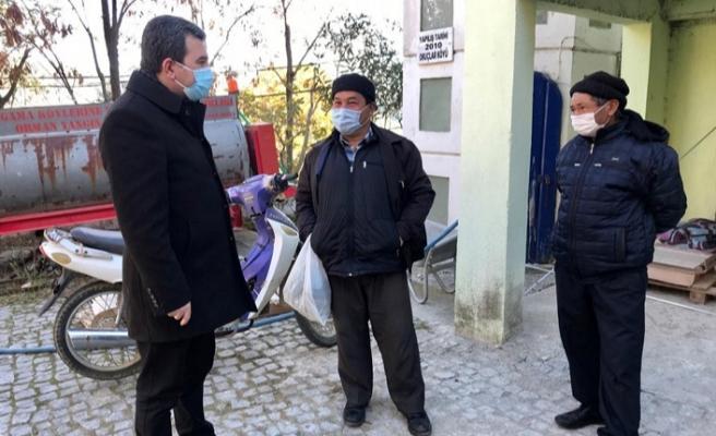 Başkan Koştu Oruçlar Mahallesi'nde vatandaşları dinledi
