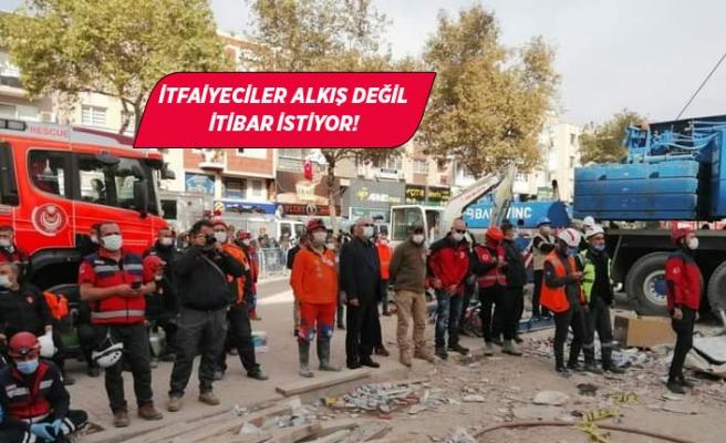 CHP'li Beko: İtfaiyeciler sadece afet döneminde hatırlanmasın!