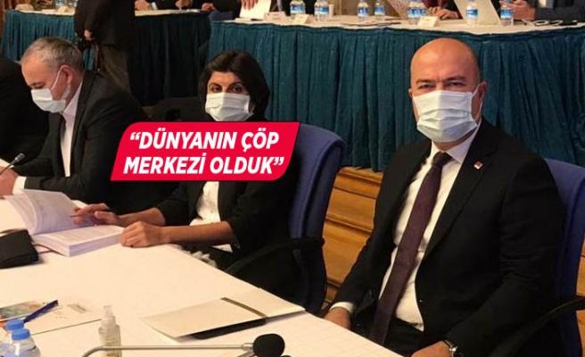 """CHP'li Bakan: """"18 yıldır iktidarsınız…"""""""
