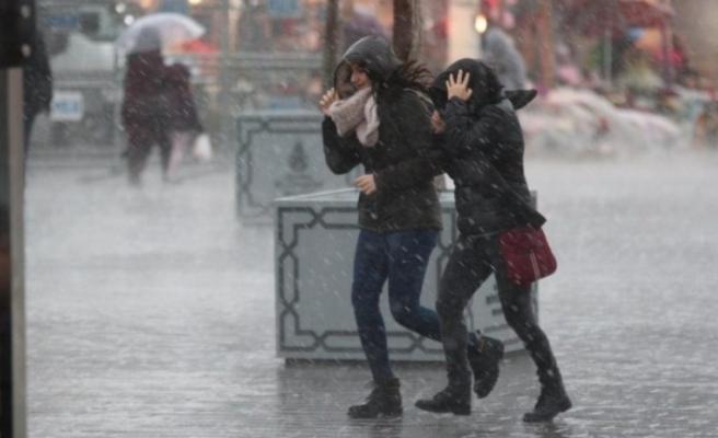 Doğuda kar batıda yağmur…