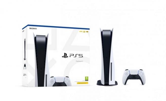 PlayStation®5 bugün amazon.com.tr'de satışa çıkıyor!