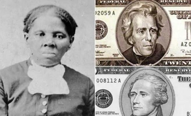 ABD'de 20 dolarlık banknotta 'kölelik' değişikliği