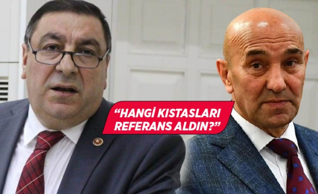 AK Parti'den Tunç Soyer'e istihdam sorusu