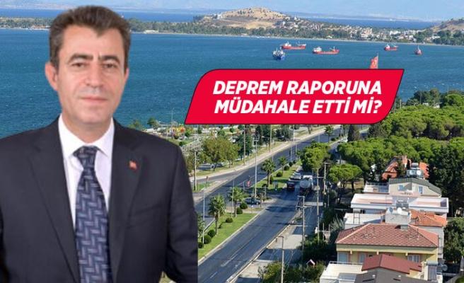 AK Partili Hamdi Erdem, Aliağa'daki o iddialara yanıt verdi